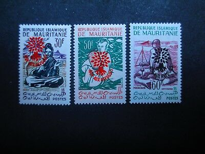 Upper Volta #129-30,132 Mint Never Hinged (XN) -  I Combine Shipping! 3