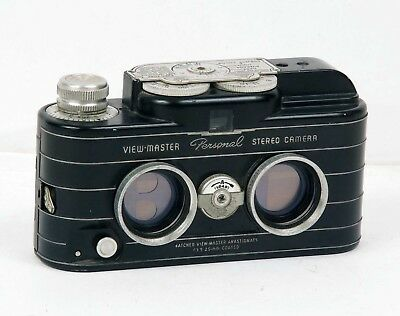 Vintage Sawyer View-Master Personal 35mm Stereo Camera in Good Condition