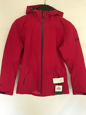 Mc Kinley Aquamax Elite Outdoor Funktionsjacke  Sport Neu Gr. 48 atmungsaktiv