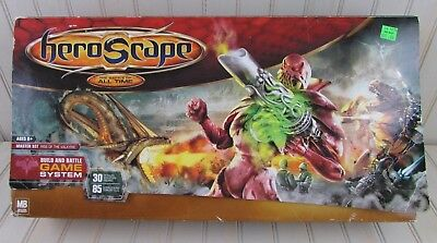 Heroscape Master Set Rise Of The Valkyrie Battle Game System New In Box