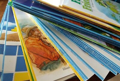 HUGE LOT 50+ Fiction multiple sets of guided reading books 2nd Grade Levels
