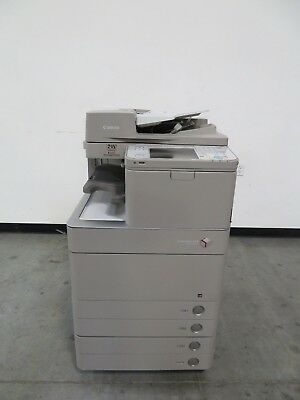 Canon imageRUNNER ADVANCE C5235A color copier printer scanner - Only 84K copies