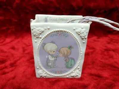 """Precious Moments Collectible....""""Good Friends are Forever"""""""