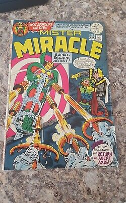 Dc Comics Mister Miracle #7 .1971 Vf