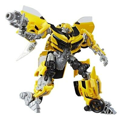 Transformers The Last Knight Premier - Deluxe Bumblebee Rare
