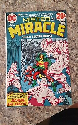 Dc Comics Mister Miracle # 14...1971 Vf-Nm  Cond