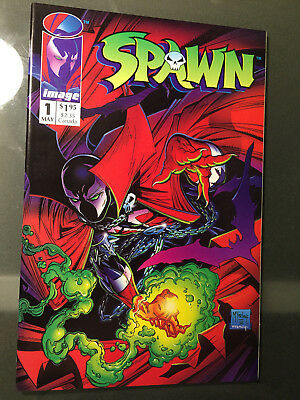 Spawn #1 (May 1992, Image) NM - Never Read (First App Spawn)McFarlane Comic 9.6+