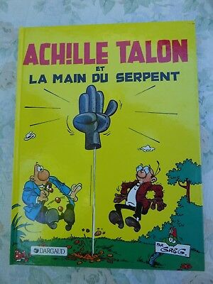 ACHILLE TALON et la Main du Serpent
