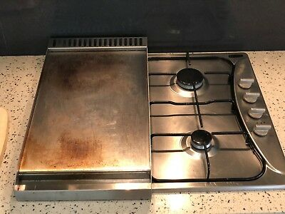 Teppanyaki Grill Plate for gas stove top