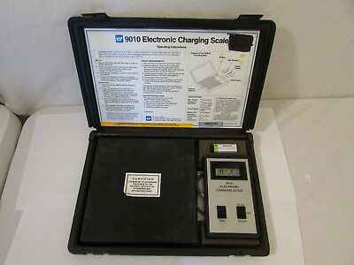 TIF 9010 Refrigerant Recovery Electronic Charging Scale