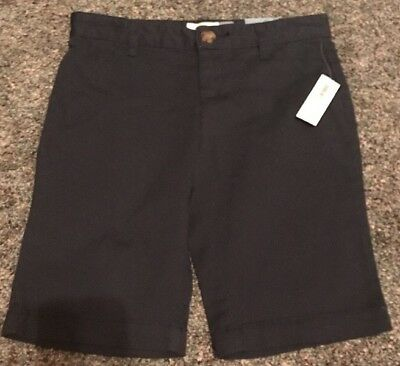 Girls Old Navy Uniform School Shorts Bermudas Size 10, NWT