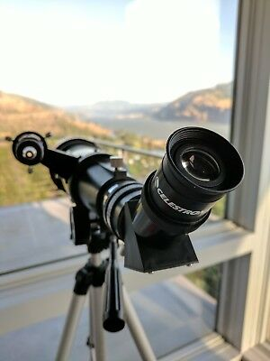 Celestron Travel Scope 70 5.71 Refractor Telescope