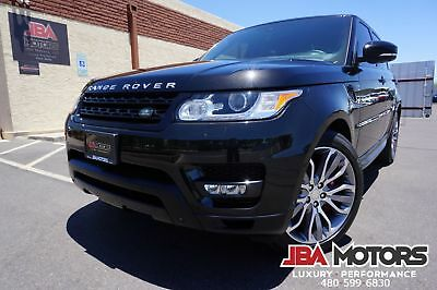 Land Rover Range Rover Sport 2014 Rover Sport Autobiography V8 Supercharged