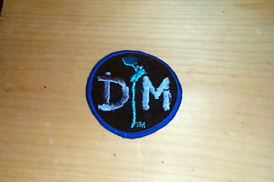 DEPECHE MODE Vintage Embroidered Patch- New Condition