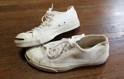 Vintage Jack Purcell Converse Made in USA Excellent Condition Size 6 1/2