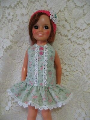 "Ideal Crissy/Chrissy   Outfit for 18"" Dolls"