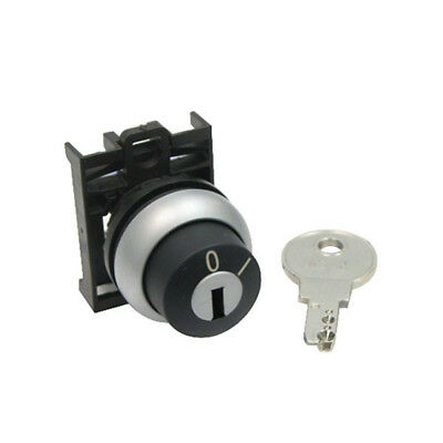 Key Selector Switch by EATON Ind. M22-WRS3-MS7