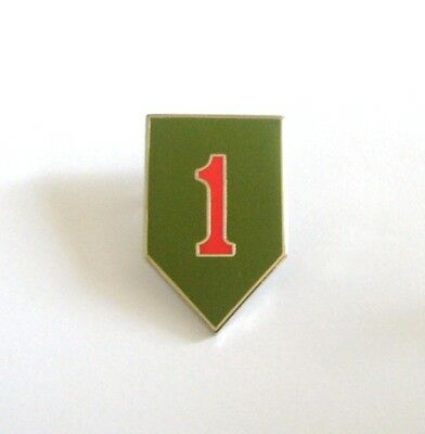 1st INFANTRY DIVISION (Badge émail/pin's)
