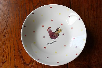 Queen's by Churchill Rooster bowl