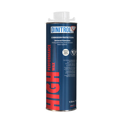 Dinitrol High Performance Underbody Wax Clear 1 Litre Rust Proofing