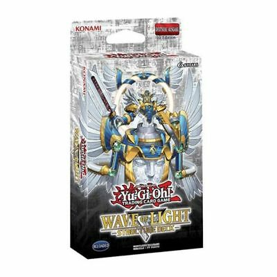 Yu-Gi-Oh! Structure Deck Wave of Light (Deutsch) YGO fertiges Deck