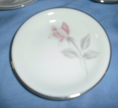 ROSEMIST PATTERN - 6225 - BUTTER PAT / PIN DISH - EX CONDITION - 1961 to 1968