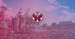 TOMORROWLAND 2018 1x-4x Ticket FULL MADNESS PASS W1! Ready for Download!!!