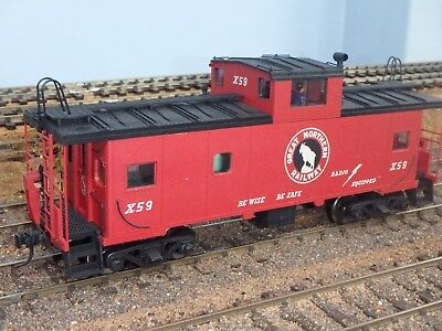 Atlas O Scale 2 Rail Great Northern Caboose