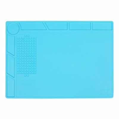 Anti static heat resistant soldering mat silicone available in Small or large