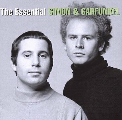Simon And Garfunkel Essential Remastered 2 Cd New