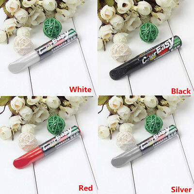 1 x DIY Car Clear Scratch Remover Touch Up Pens Auto Paint Repair Pen Brush UK G