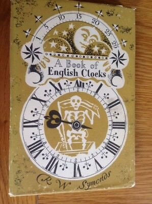 A Book Of ENGLISH CLOCKS. Small Pocket Book