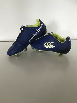 Canterbury Rugby Boots, Size 3