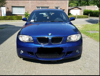 BMW 118 E81 Clim Automatique M-Pack Cuir/BMW 118 E81 Facelift M pak leer aut.air