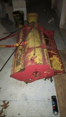 Mott Flail Mower For Farmall Cub Tractor
