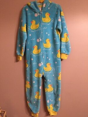 TPC Sleeper. Rubber Ducky. Youth Size S 5/6