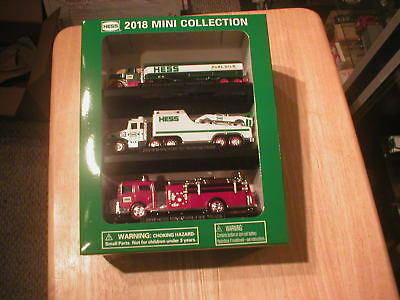 2018 Hess MINI TRUCK COLLECTION--ON HAND Ready To Ship--SOLD-OUT