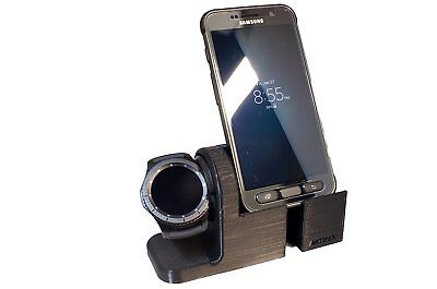 Samsung Gear S3 Watch Stand, Artifex Charging Dock Stand for GearS3 Watch