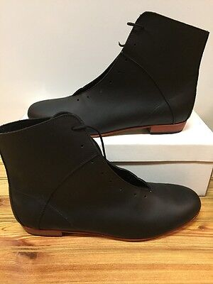 High Country, Size 9.5 M WOMENS Clogging Dance boots, Shoes, (no Taps) Black