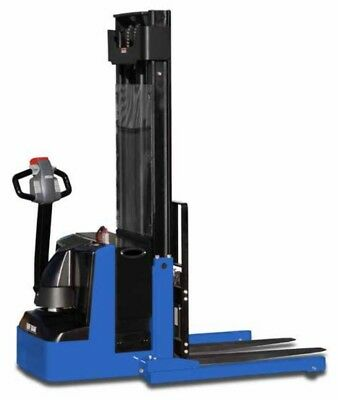 """Blue Giant 153"""" Lift Powered Walkie Stacker BGS-25-153"""