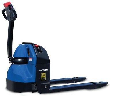 """Blue Giant 27"""" x 45"""" Electric Powered Pallet Truck EPJ-40"""