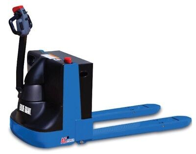 """Blue Giant 27"""" x 45.5"""" Electric Powered Pallet Truck EPJ-45"""
