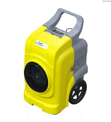 Commercial Dehumidifiers for Water Damage Restoration Carpet 125 Pint