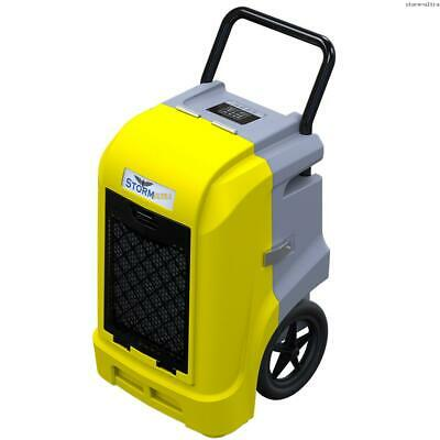 Toolots Commercial Portable Dehumidifiers for Water Damage Restoration Carpet Cl