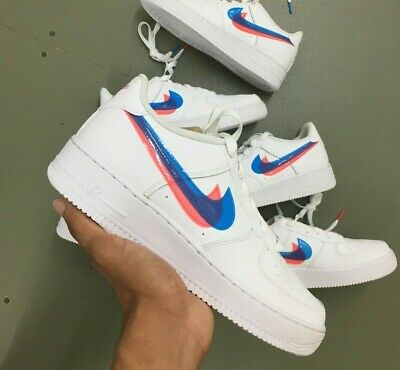 Nike Air Force 1 Junior 3D