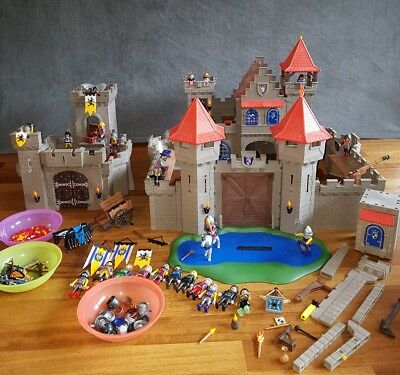 Ritterburg playmobil