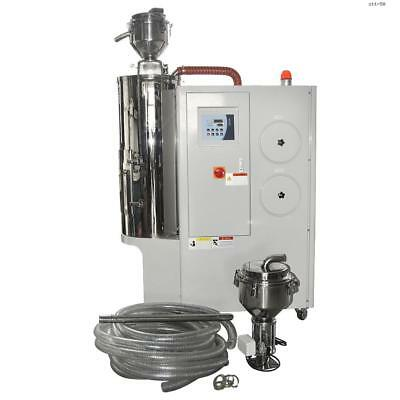 Songtian Carousel Dehumidifying Dryer with 110lbs Hopper and Loader