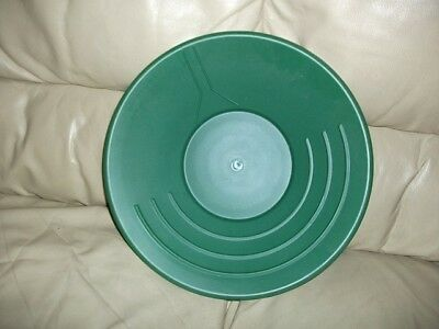 """14"""" GOLD Panning PROSPECTING PAN. New Old Stock."""