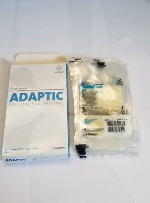 Adaptic Non-Adhering Dressing 3'' x 8'', Sterile, 24 Pack