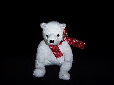 TY Beanie Baby Babies 2000 HOLIDAY TEDDY Christmas MINT Private Collection